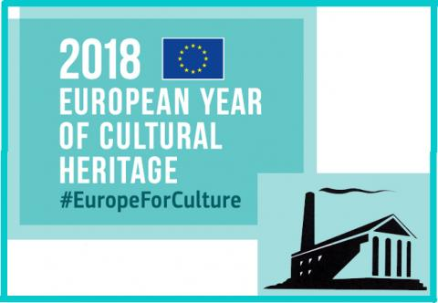 European Year of Cultural Heritage 2018 - industrial heritage campaign